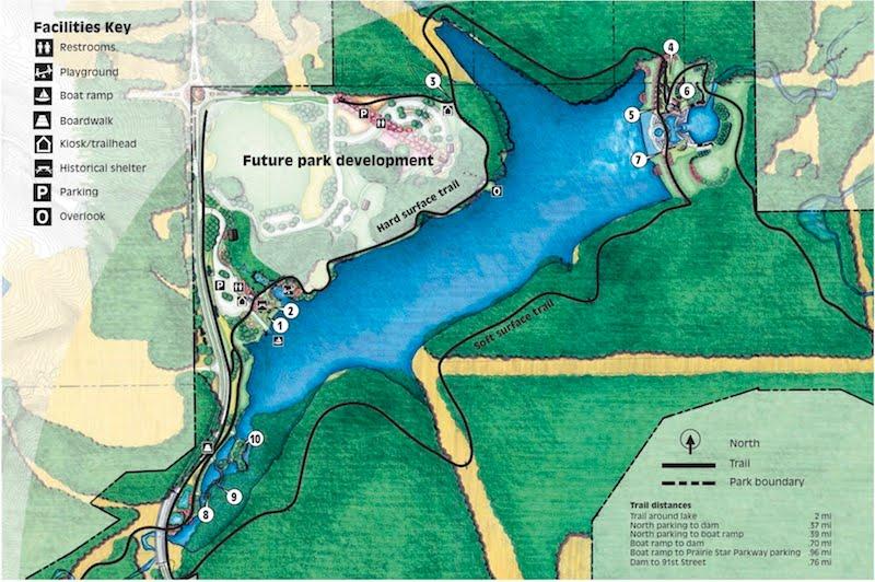 Lake Lenexa River Science